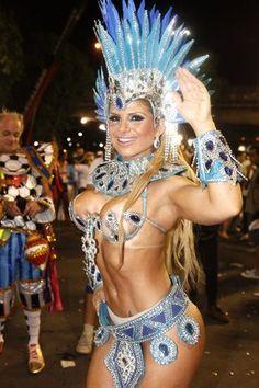 Carine Felizardo, Miss Bumbum Brasil (Foto: Marcos Serra Lima/EGO)