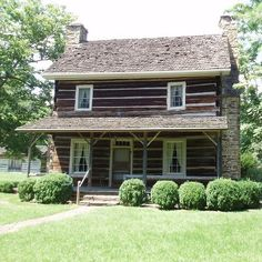 Lowell WV: Summers County: 1770 Graham House This is the oldest house still standing in West Virginia.