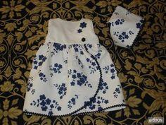 patrones para ropa de bebe niña - Buscar con Google  Conoce todo sobre de los bebes en somosmamas.com.ar.                                                                                                                            Más