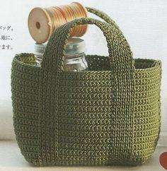 bolsas de croche - Pesquisa Google