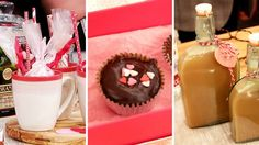 Delicious Valentines Day Gifts From Your Kitchen | Steven and Chris | Try something different for Valentine's Day this year and make these unique and tasty gifts for your special someone.