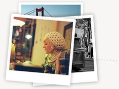 Polaroid pictures designed by Benjamin Humphrey. the global community for designers and creative professionals. Polaroid Pictures, Picture Design, Polaroid Film, Creative, Polaroid Photos