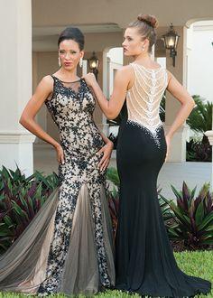 (L) Panoply Designs (R) Tiffany Designs