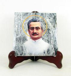 Hey, I found this really awesome Etsy listing at https://www.etsy.com/listing/472269837/catholic-art-saint-giuseppe-moscati