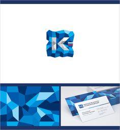 40 Exemplos realmente bonitas de Logo & Business Card Designs