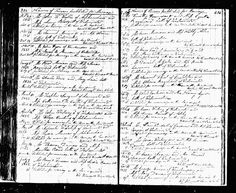 Genea-Musings: Treasure Chest Thursday - Post 232: 1832 Marriage Record of Abigail (Gates) Seaver and Isaac Seaver in Westminster, Mass.