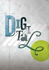 Digital type became the dominant form of type in the late 1980s and early 1990s. Digital fonts store the image of each character either as a bitmap in a bitmap font, or by mathematical description of lines and curves in an outline font, also called a vector font. Digital type was used mostly at the early stages of digital type but is hardly used today.