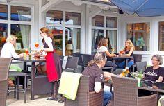 Dieses Hotel liegt auf der Ostseeinsel Fehmarn, 3,5 km von der Fehmarnsundbrücke entfernt.