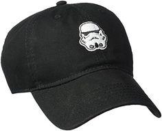 f8dd7ee418 Star Wars Men s Stormtrooper Embroidery Dad Baseball Cap