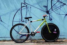 Papito's Bike.