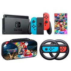 Nintendo Switch Lite Bundle w/ FIFA 20 & Accs in 2020