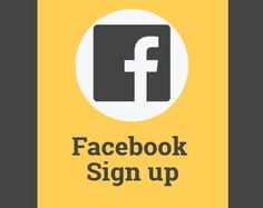 Facebook Sign Up  Create a New Facebook Account