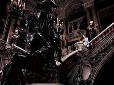 Paris Opera detail