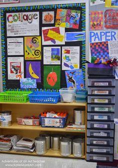 Adventures of an Art Teacher: Donors Choose, Budget Stretching, & Class Dojo