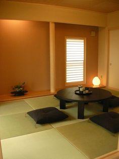 #tatami room
