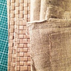 All about natural and sustainable graphic design using jute and cardboard - Grey House England