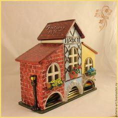 Кухня ручной работы. Ярмарка Мастеров - ручная работа чайный домик Ротенбург. Handmade.