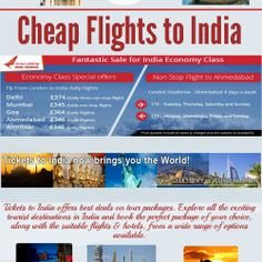 Are you searching for a cheap flight to India? Our flight finder compares prices…