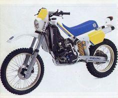 Husqvarna WR250 1987