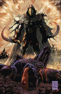 Deathstroke by Tony Daniel