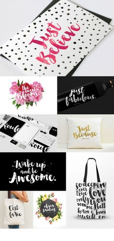 More of Bonjour... this font is going to be popular.  #brush #script #font
