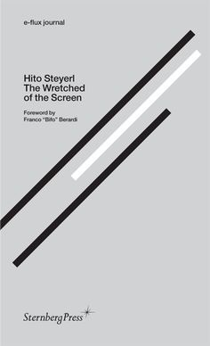 Hito Steyerl e-flux journal  The Wretched of the Screen