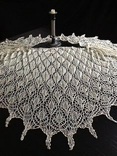 Ravelry: MORTICIA pattern by Boo Knits