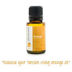 Release your tension using Orange Oil. Orange Oil, Essential Oils, Personal Care, Pure Products, Bottle, Instagram, Self Care, Personal Hygiene, Flask