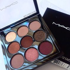 Imagem de mac and makeup