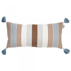 Linum Cushion Cover Ios in light blue, pretty much love all of their products!