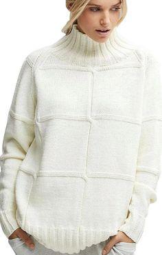 RYDER 741 pattern by Texyarns International - - RYDER 741 pattern by Texyarns International Knitted Sweaters Ravelry: RYDER 741 pattern by Texyarns International Sweater Knitting Patterns, Knit Patterns, Hand Knitting, Knitting Needles, Knitting Yarn, Sewing Patterns, Long Sweaters, Pullover Sweaters, Sweaters For Women