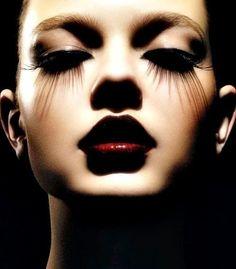 close up make up make-up