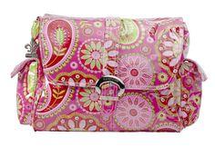 Kalencom Gypsy Paisley Cotton Candy Nappy Bag: http://www.totsntales.com/shop/kalencom-gypsy-paisley-cotton-candy-buckle-nappy-bag-5209.html