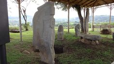 Parque Arqueológico San Agustin Huila, Colombia