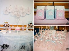 Winter Nutcracker Ballet Themed Ballerina Birthday Party - Kara's Party Ideas - The Place for All Things Party