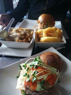 Umami Burger en Los Angeles, CA