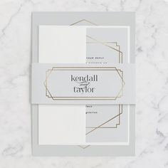 """""""Vision"""" - Customizable Foil-pressed Wedding Invitations in Black or Gold by carly reed walker. Foil Stamped Wedding Invitations, Wedding Favor Tags, Wedding Stationery, Bold Typography, Reception Card, Photo Layouts, Wedding Website, Wedding Programs, Invitation Design"""