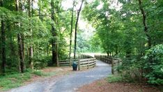 Webb Bridge Park in Alpharetta, Georgia