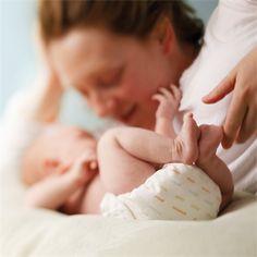 Tøybleier nyfødt