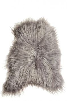 This luxurious Icelandic sheepskin hide makes a stunning throw or rug.