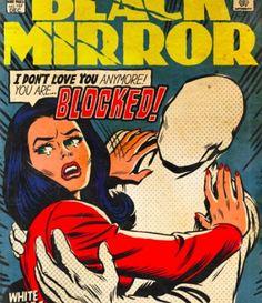 ¿Y si Black Mirror fuera un cómic? - - Esquire