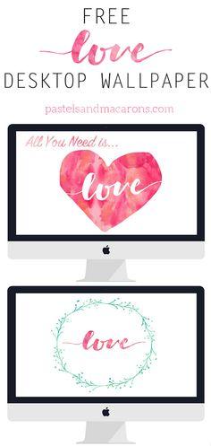 Free Love Desktop Wallpapers #freelovedesktopwallpapers #freedesktopwallpaper #valentinesday #freevalentinesdaywallpaper #valentinesdayprintables #freeprintables