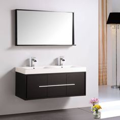 Whether you envision a simple and sleek, or highly sophisticated and luxurious bathroom space, we will provide the right style, quality, functionality, and price to fulfill your needs and desires.  #doublesinkvanity #interiorstyling #bathroomvanity #bathroomvanitytops #homedecorideas #bathroomdesign #homedesignideas #interiorandhome #bathroomvanityideas #interiordesignlovers #myhouzz #homebeautiful #designdetails #interiordesignjunkie #bathroomvanityunit #bathroomdesignideas #vanityroom… Rona Bathroom Vanities, Bathroom Vanity Units, Vanity Room, Vanity Cabinet, Bath Showroom, Interior Styling, Interior Design, Double Sink Vanity, Home Art