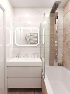 Bathroom Design Small, Bathroom Layout, Bathroom Interior Design, Minimalist Home Interior, Minimalist Room, Small Toilet Room, Ikea Interior, Condo Bathroom, Home Decor Kitchen