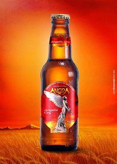 Cerveja ANGRA Angels Cry (Irish Red Ale). Cervejaria Magnus Beer. Sorocaba-SP. #brazil #beer