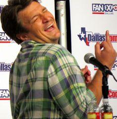 Me encanta su risa