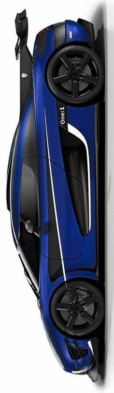 Koenigsegg One:1 Carbon Fiber by Levon #koenigseggsupercar