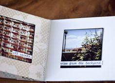 displaying photos / memories