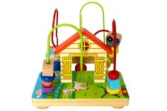 Zakręcona Farma SMILY PLAY Labirynt Toddler Toys, Educational Toys, Maze, Lego, Play, Christmas Ornaments, Holiday Decor, Products, Xmas Ornaments