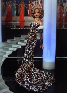 Miss Alabama 2012 by Ninimomo Dolls